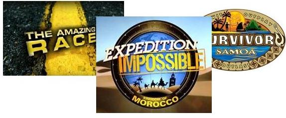 Image result for The Amazing Race vs. Expedition: Impossible