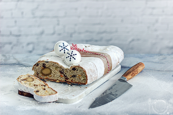 Stollen - German Christmas Bread