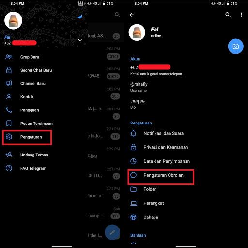 Import stiker Telegram ke Whatsapp