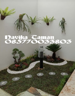 Jasa Tukang Taman Minimalis Bogor