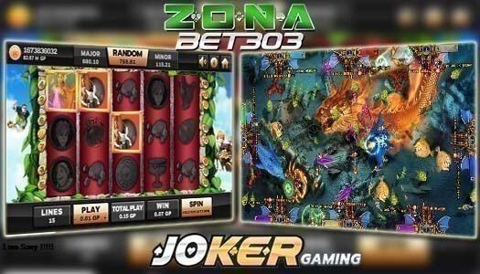 Bandar Agen Slot Joker123 Gaming Online
