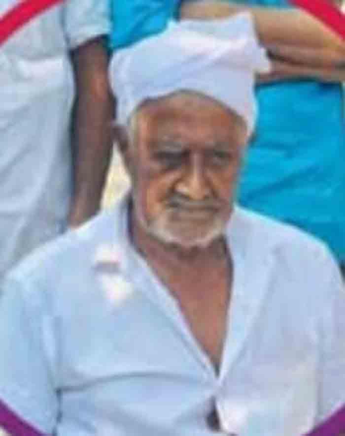 Seethi Kunhi from Kanthal passed away