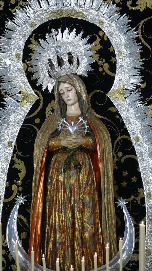 Va Matris que el próximo viernes realizará la hermandad Servita de Osuna con motivo de su III centenario