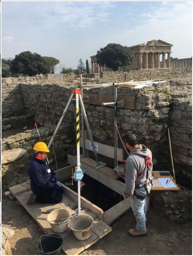 Ανασκαφή της καθημερινής ζωής σε ένα ελληνικό σπίτι στην αρχαία Ποσειδωνία στην Μεγάλη Ελλάδα