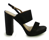 Zapatos boda negro Vives Shoes