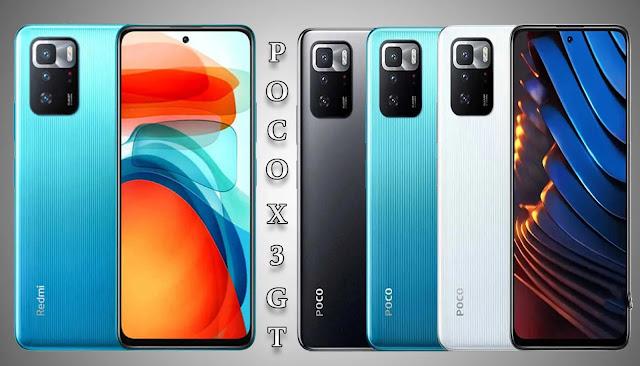 سعر و مواصفات Xiaomi Poco X3 GT