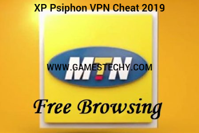 MTN 0.0kb free browsing cheat with XP-Psiphon 2019