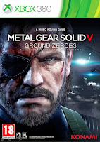 Descarga metal gear solid V(5)  Ground Zeroes en español - para Xbox 360