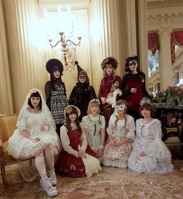 vitae essentia, angelic pretty, jfashion austria, gothic lolita, lolita fashion,