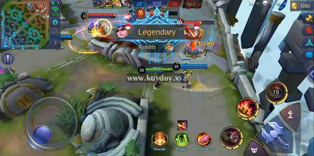 Script Damage 85% + Cooldown Reduction All Role Mobile Legends
