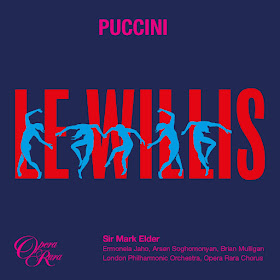 Puccini: Le Willis - Opera Rara