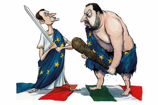 Γερμανία εναντίον Ιταλίας