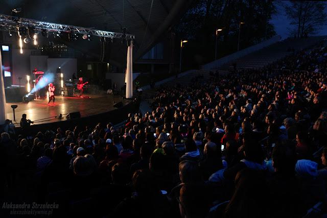 Relacja z koncertu, fotoreportaż, zdjęcia, galeria zdjęć  - koncert Anny Wyszkoni w Opolu