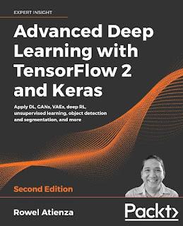 Advanced Deep Learning with TensorFlow 2 and Keras PDF Github