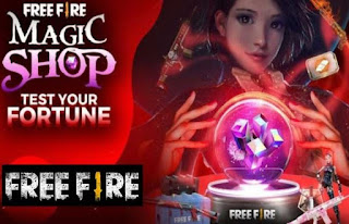 Magic Shop Free Fire