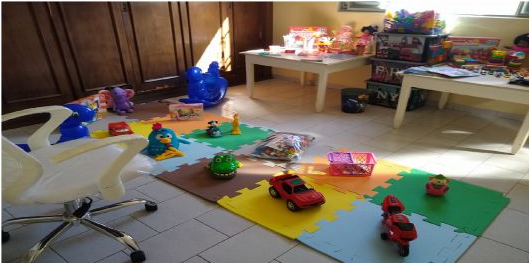 Casa da Amizade entrega brinquedoteca ao Conselho Tutelar de Adamantina
