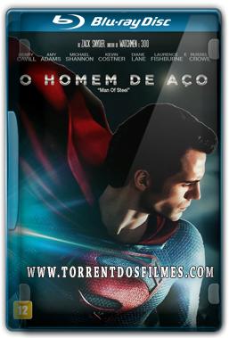O Homem de Aço (2013) Torrent – Blu-Ray Rip 720p | 1080p Dual Áudio 5.1
