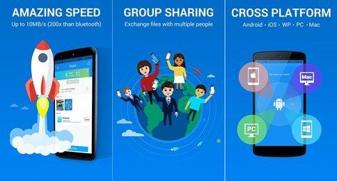 Cara Mengatasi ShareIt Tidak Bisa Menerima dan Mengirim File