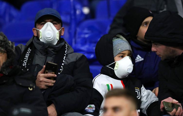 Liga prvaka i Liga Evrope u Italiji iza zatvorenih vrata