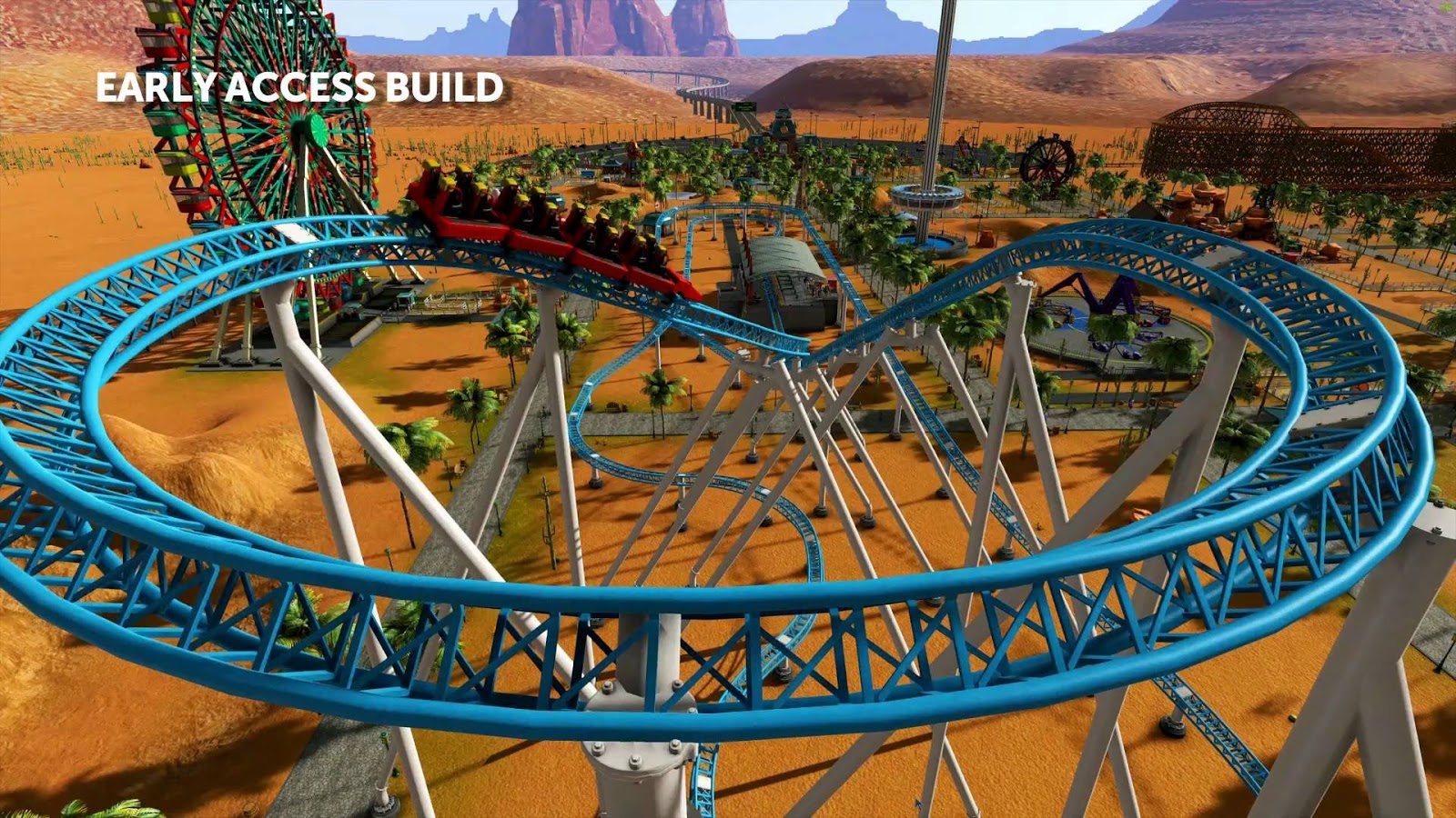 roller coaster tycoon full game download