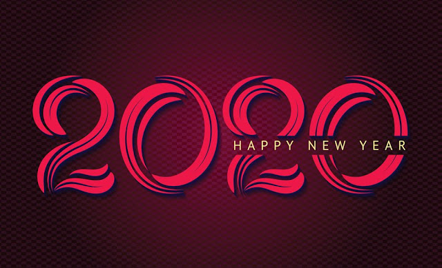 Happy New Year 2020 Wallpaper Images Photo Pictures
