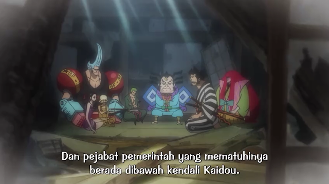 One Piece Episode 892 Subtitle Indonesia