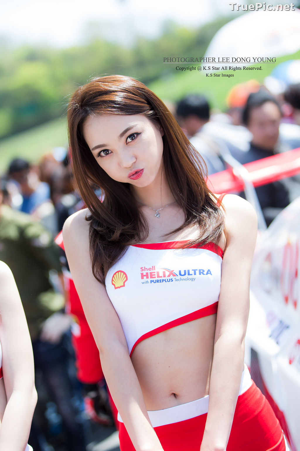 Image Korean Model - Ju Da Ha - Racing Queen Super Race Round 1 - TruePic.net - Picture-9
