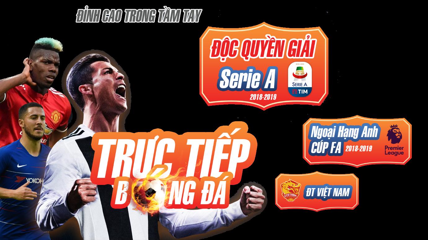 Khi đăng kí gói VIP FPT Play khách hàng được thưởng thức trọn vẹn hàng loạt giải bóng đá quốc tế đỉnh cao: Champions League, Europa League, Europa Conference League, AFC Asian Qualifiers . Trực tiếp Euro 2020 và Copa America