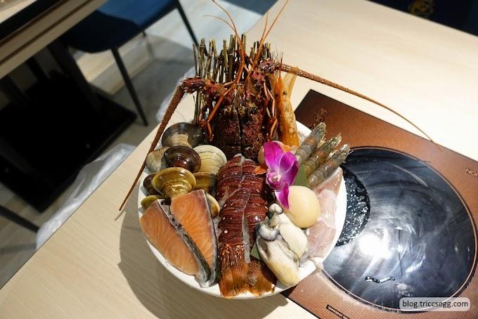 台北信義區 三分半海鮮鍋物-價格公道實惠的火鍋店。