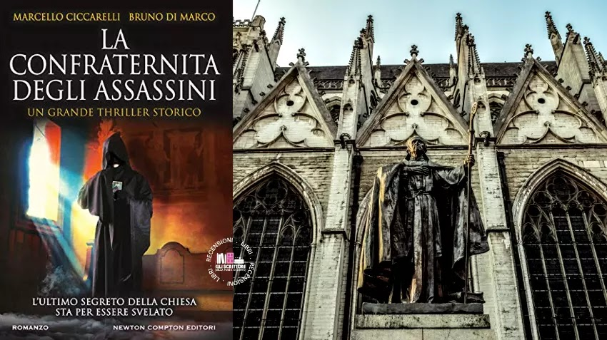 Recensione: La confraternita degli assassini, di Bruno Di Marco e Marcello Ciccarelli