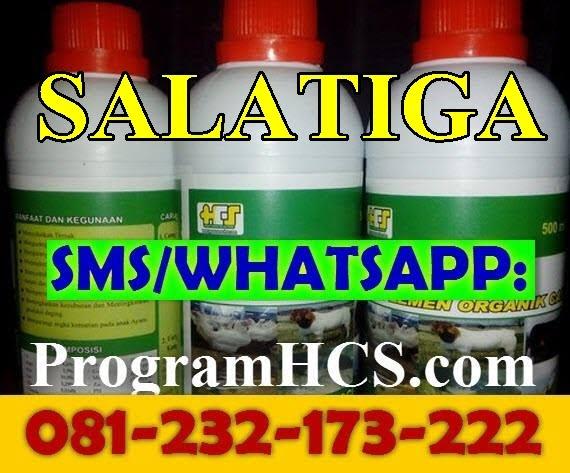 Jual SOC HCS Salatiga