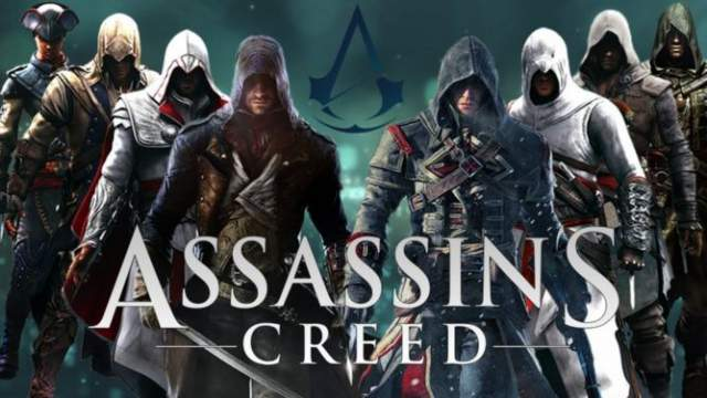 Assassin's Creed Murderous Edition 2008-2016-FREE DOWNLOAD