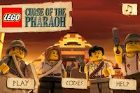 العاب ليجو لعنة الفرعون