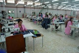 بنزرت- منزل بورقيبة: تسرب غازي داخل مصنع خياطة يتسبب في اصابة حوالي 50 عامل وعاملة بالاغماء