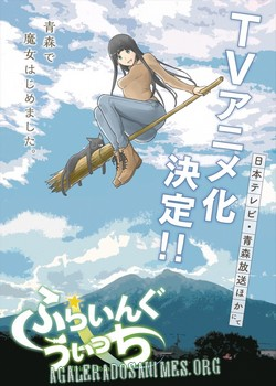 Flying Witch episódios online legendados