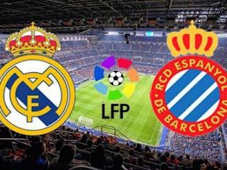 ريال مدريد اسبانيول مباشر