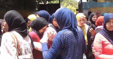 ضبط حالة نقل طالبة من الاول الى الثالث الاعدادي في محافظة دمياط