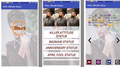 Shayari Attitude - New Shayri Attitude | 3 Best Attitude Shayri App Download
