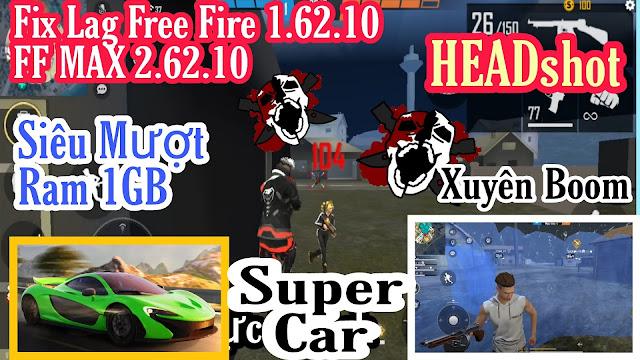 GIẢM LAG FREE FIRE - FREE FIRE MAX NEWS OB28 PRO