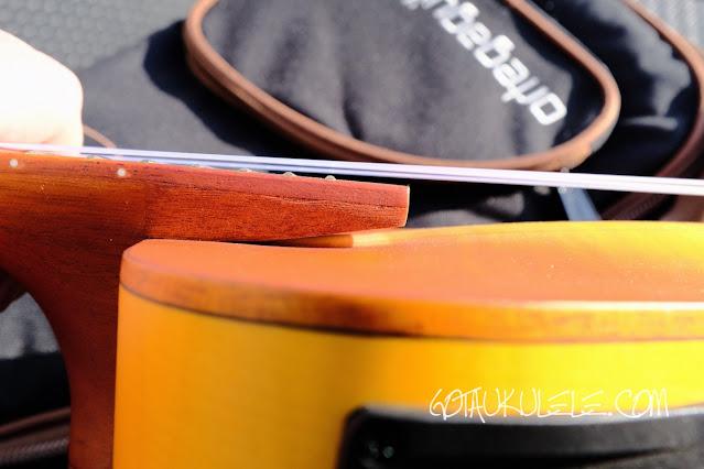 Ortega RUSL-HSB Concert Ukulele cantilever