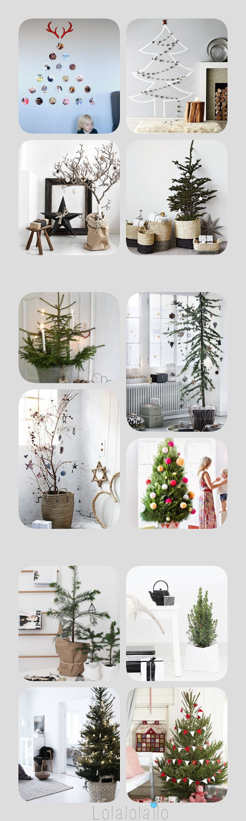 Lolalolailo blog ideas para decorar tu casa en navidad for Ideas para tu casa decoracion