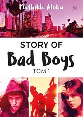 """(PRZEDPREMIEROWO) """"Story of Bad Boys."""" Mathilde Aloha"""