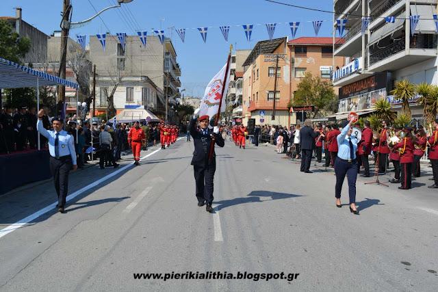 Η παρέλαση των Πολιτιστικών Συλλόγων, Ερυθρού Σταυρού, Προσκόπων, κ.α. (ΦΩΤΟ)