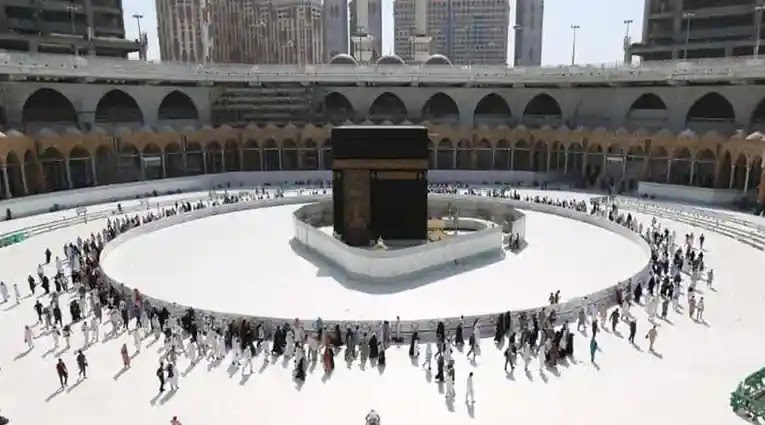 Sun Will Completely Align With the Holy Kaaba Tomorrow