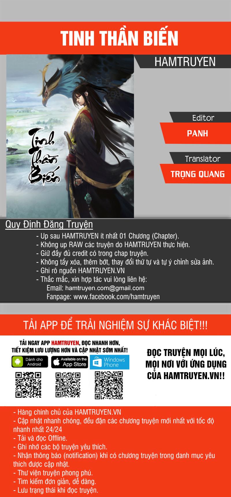 Tinh Thần Biến Chapter 424 - Upload bởi truyensieuhay.com