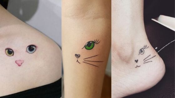 Cat Eye Tattoo Designs thumbnail
