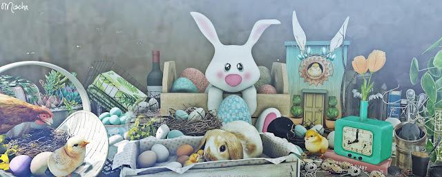 #762 Wishing you one big hippity-hoppity-HAPPY Easter!