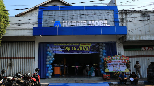 Harris Mobil Probolinggo