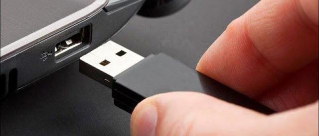 شرح قفل الحاسوب باستخدام فلاشة USB