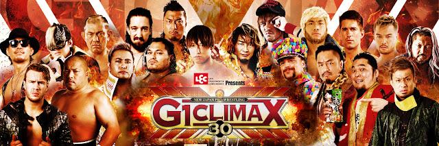 NJPW G1 Climax 30